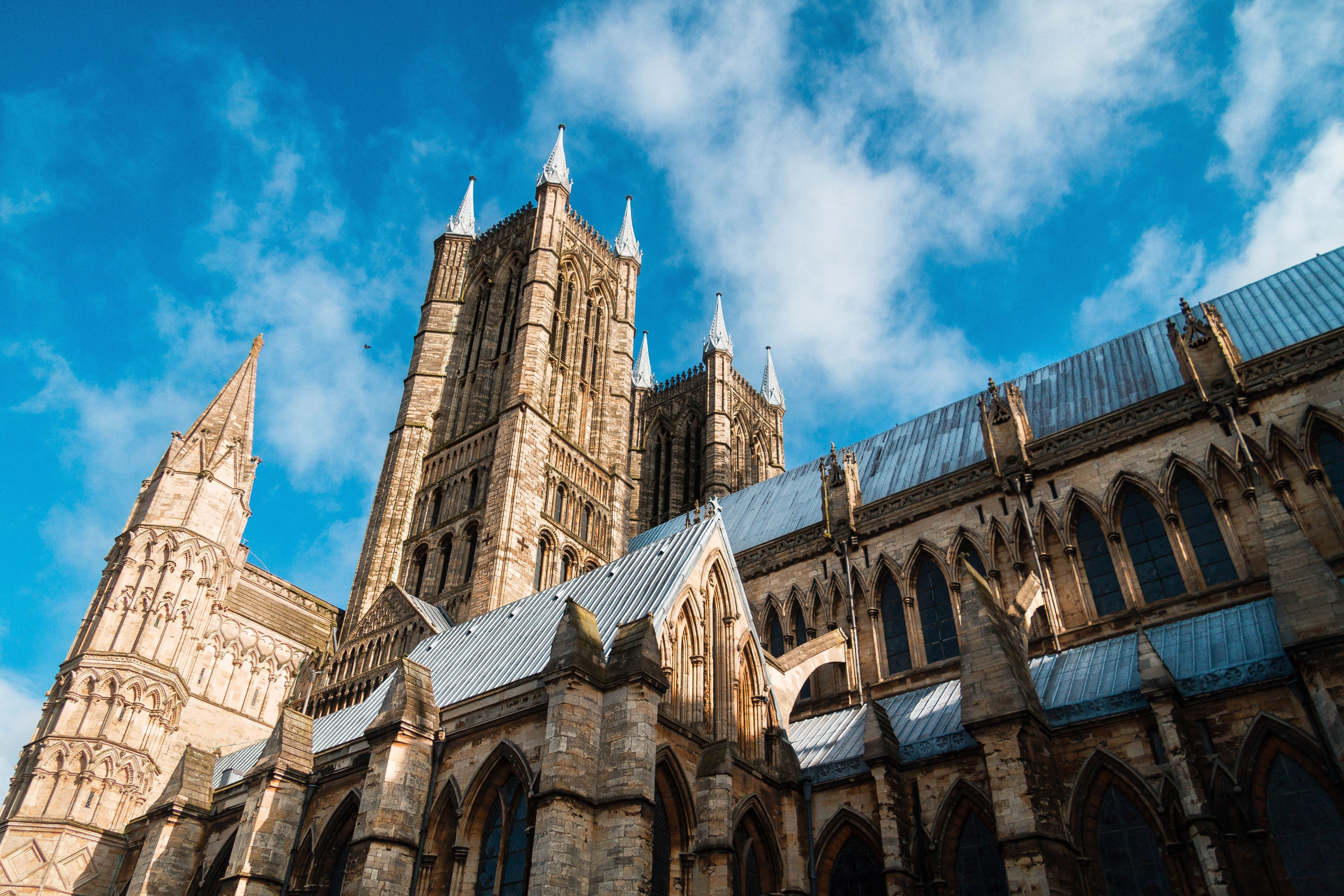 Photo of Photo of Lincoln cathedral